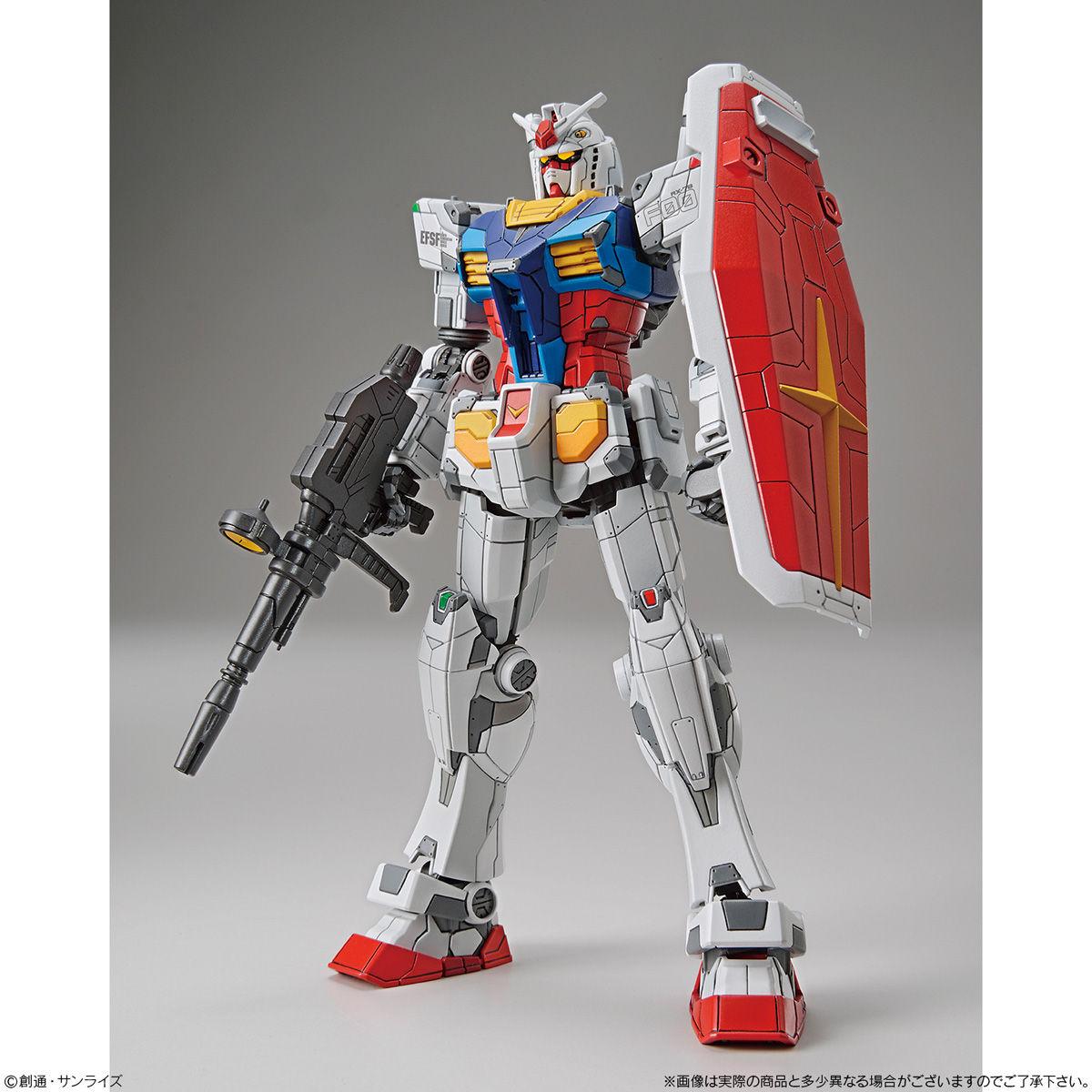 【再販】GUNDAM FACTORY YOKOHAMA『RX-78F00 ガンダム&ガンダムドック』1/144 プラモデル-002