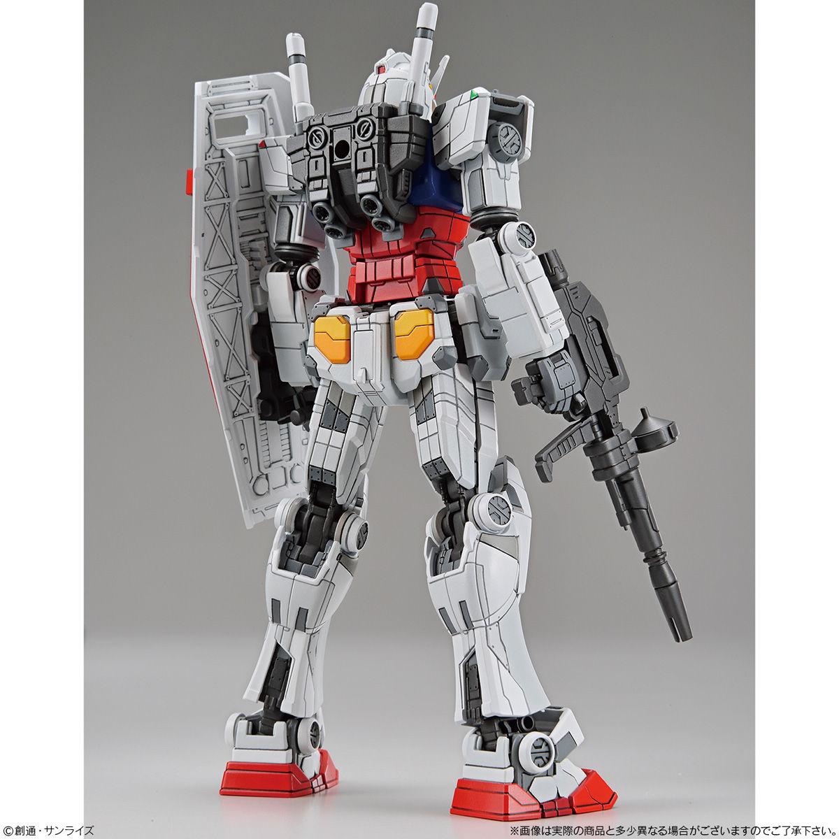 【再販】GUNDAM FACTORY YOKOHAMA『RX-78F00 ガンダム&ガンダムドック』1/144 プラモデル-003