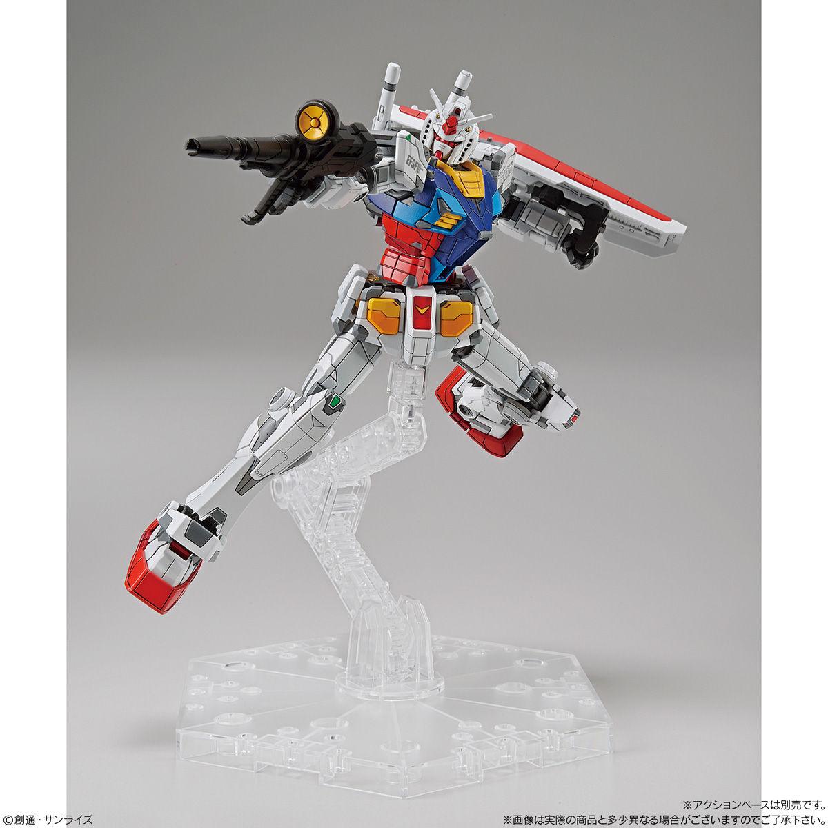 【再販】GUNDAM FACTORY YOKOHAMA『RX-78F00 ガンダム&ガンダムドック』1/144 プラモデル-006