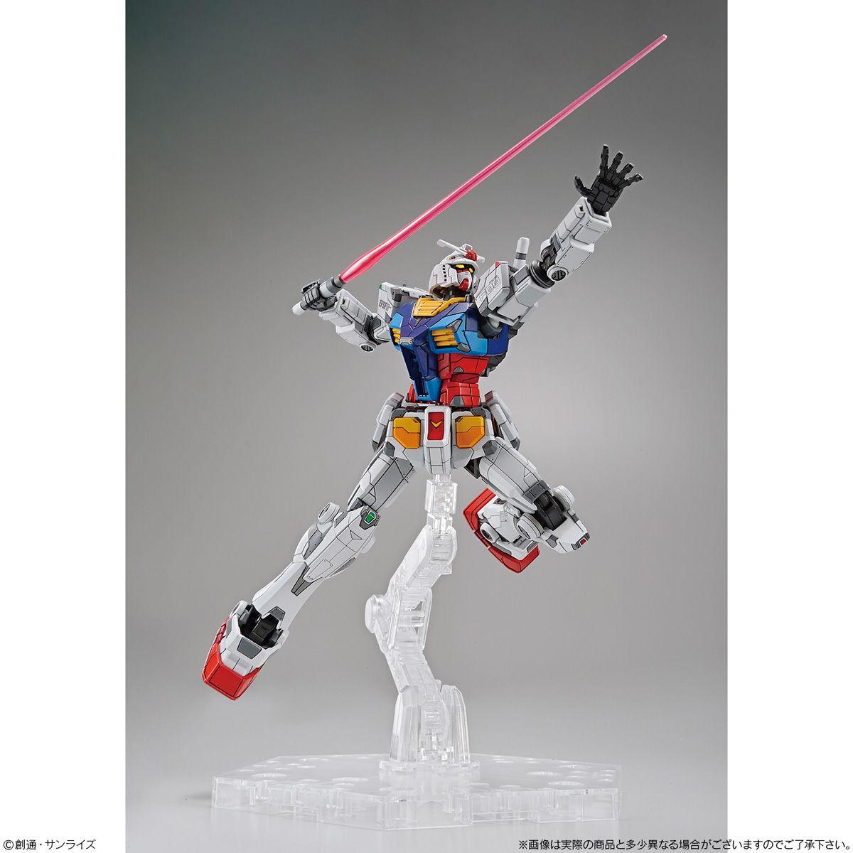 【再販】GUNDAM FACTORY YOKOHAMA『RX-78F00 ガンダム&ガンダムドック』1/144 プラモデル-007