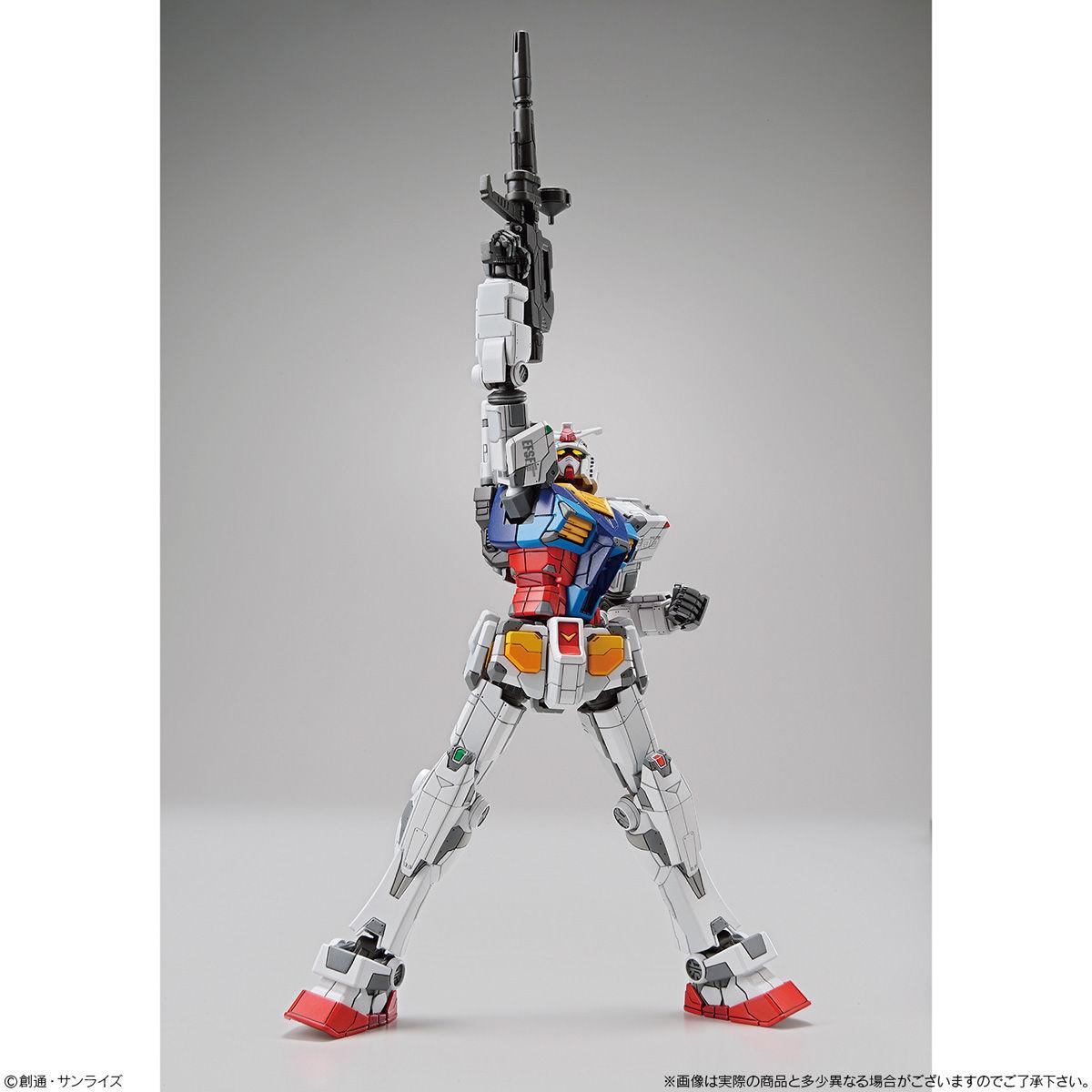【再販】GUNDAM FACTORY YOKOHAMA『RX-78F00 ガンダム&ガンダムドック』1/144 プラモデル-008