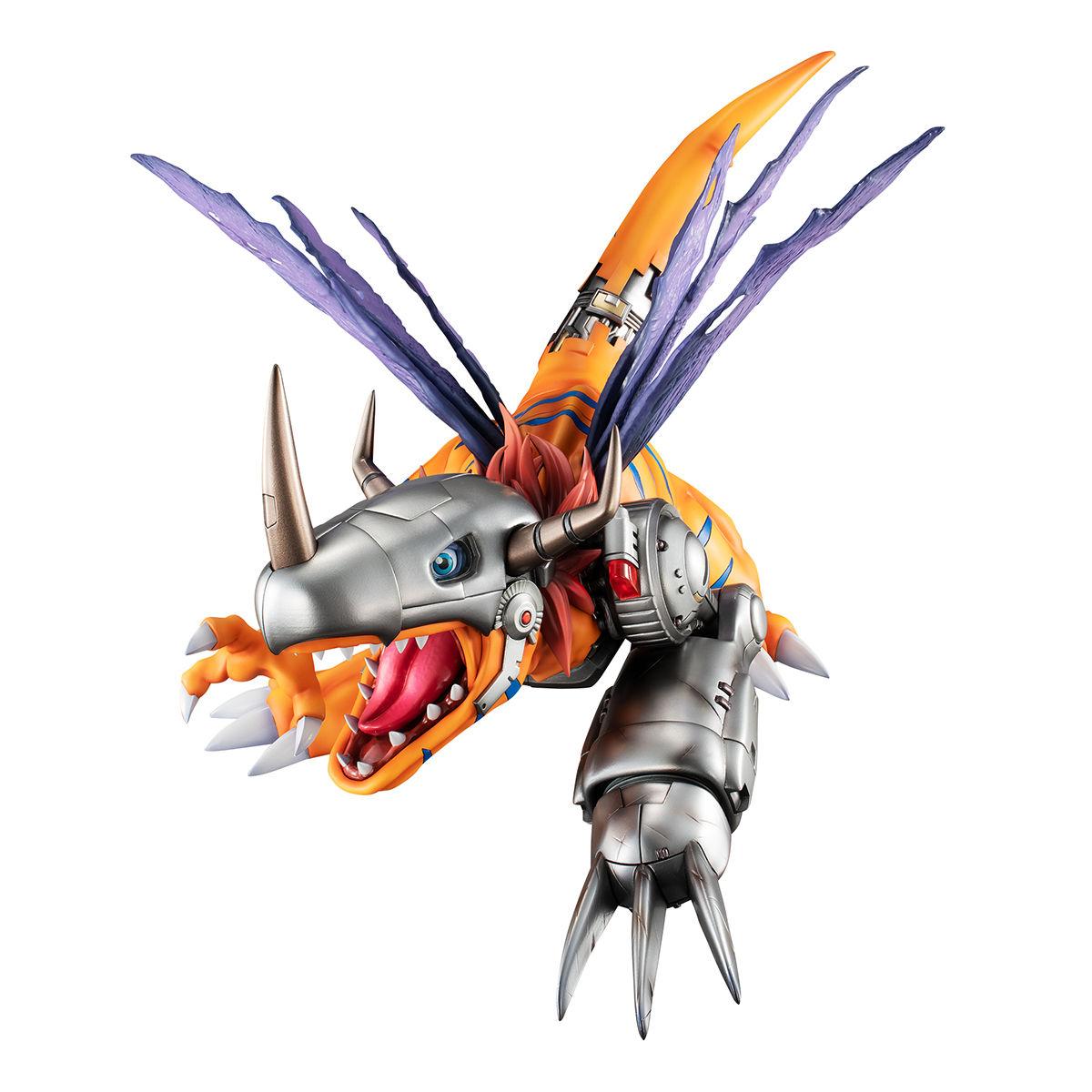 【限定販売】Precious G.E.M.『メタルグレイモン』デジモンアドベンチャー 完成品フィギュア-006