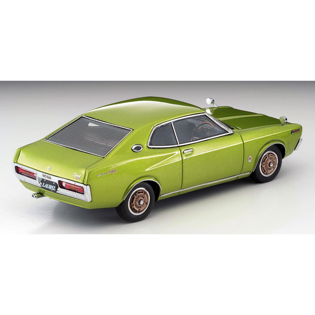イグニッションモデル×トミーテック T-IG4323『ローレルHT 2000SGX(緑)』1/43 ミニカー-003