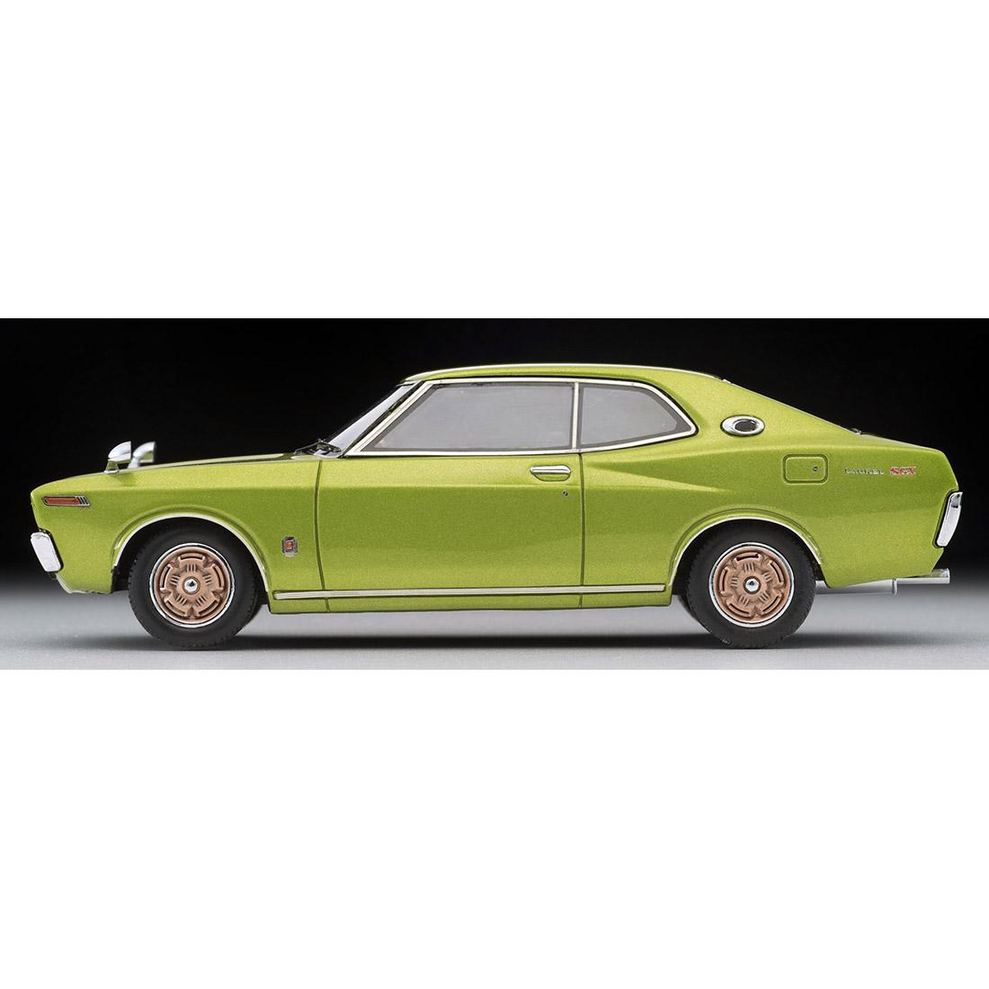 イグニッションモデル×トミーテック T-IG4323『ローレルHT 2000SGX(緑)』1/43 ミニカー-006