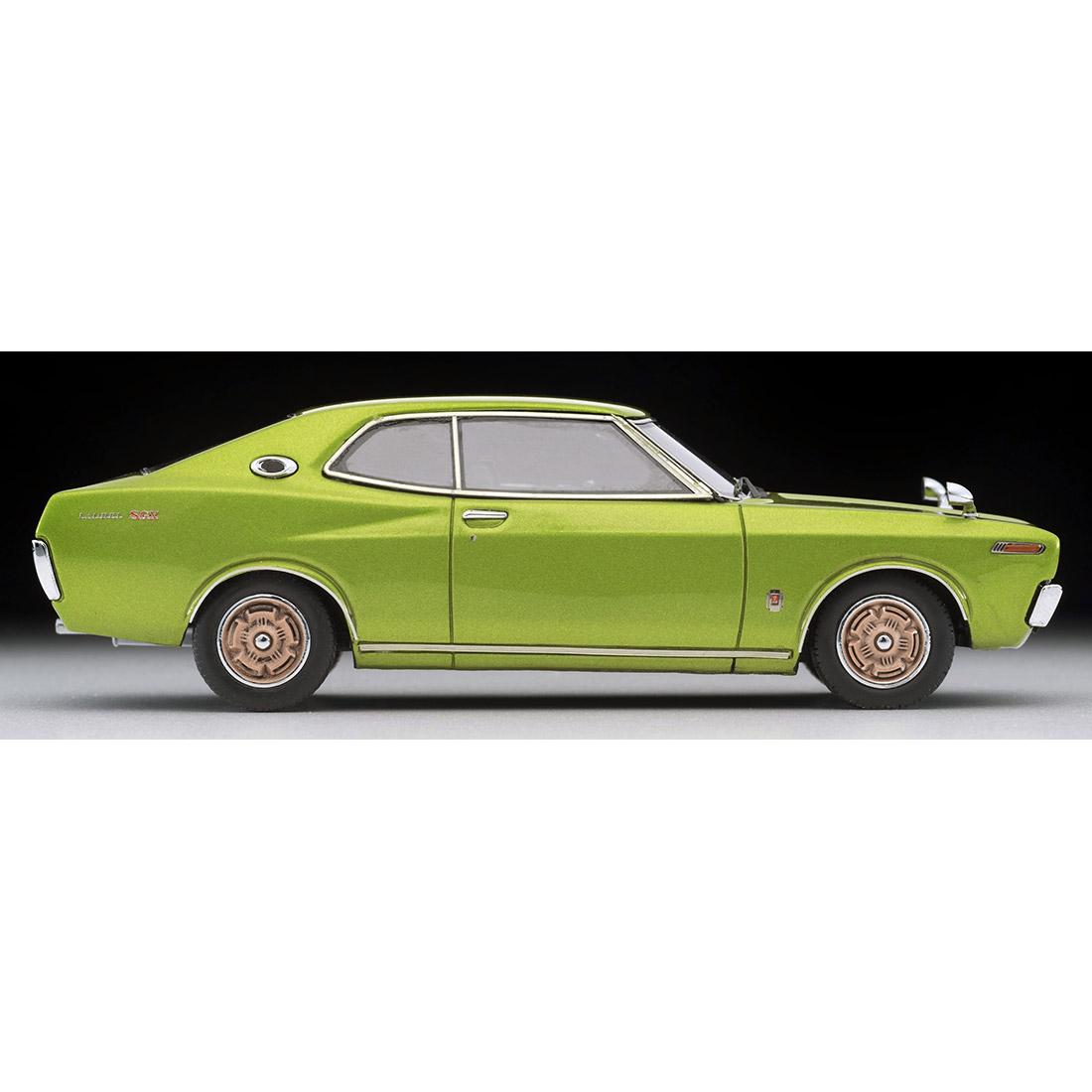 イグニッションモデル×トミーテック T-IG4323『ローレルHT 2000SGX(緑)』1/43 ミニカー-007