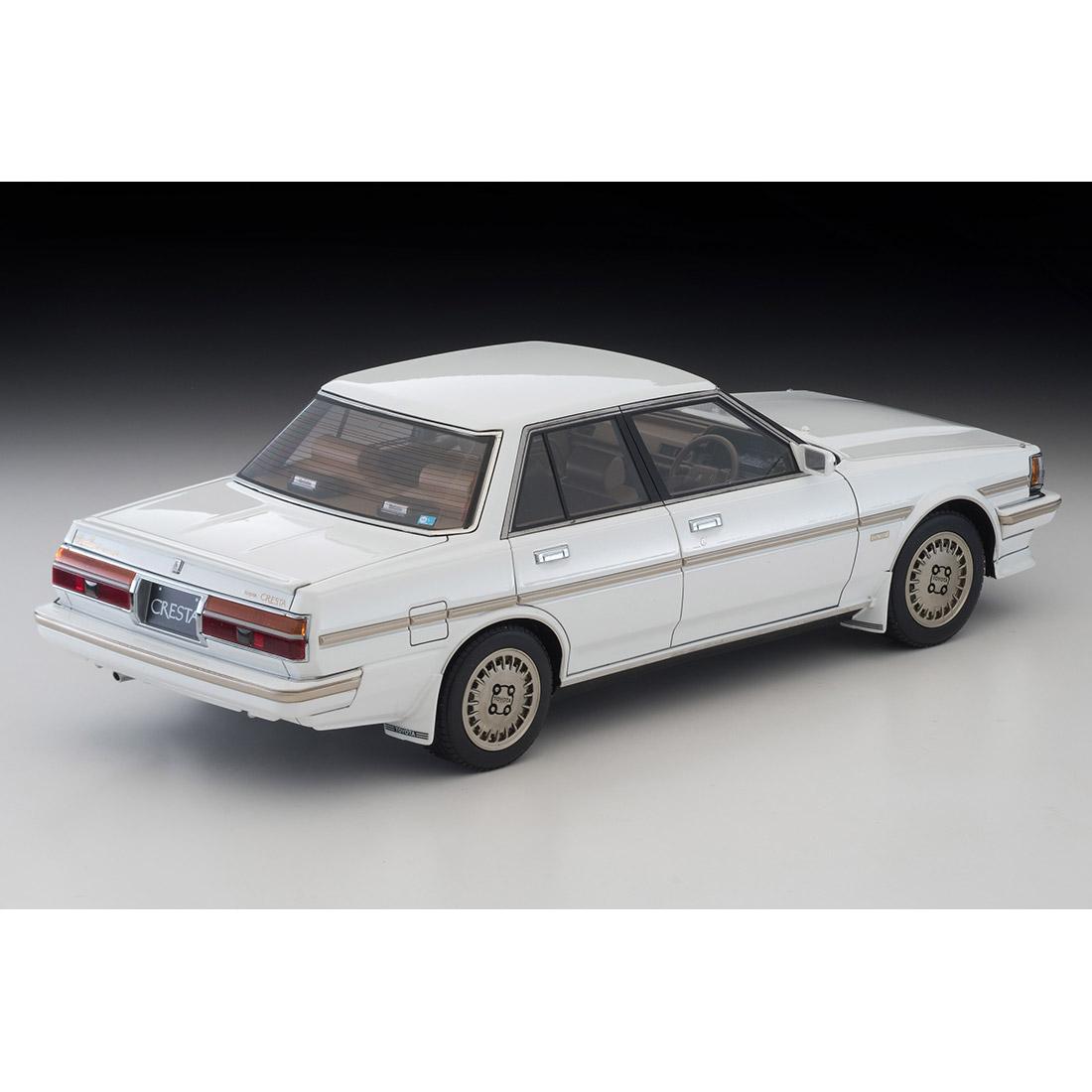 イグニッションモデル×トミーテック T-IG1809『クレスタ スーパールーセント エクシード(パールホワイト)』1/18 ミニカー-003