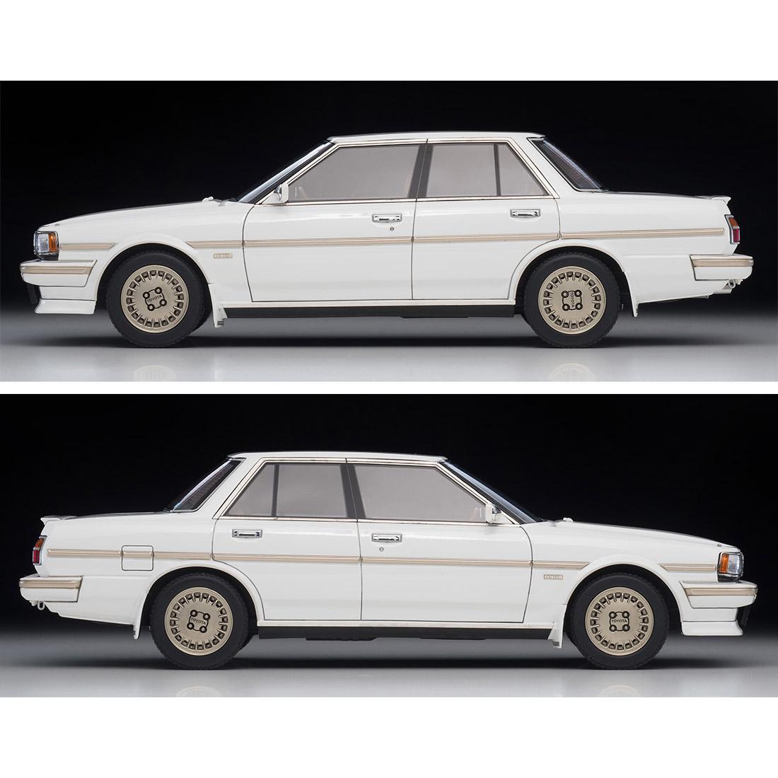 イグニッションモデル×トミーテック T-IG1809『クレスタ スーパールーセント エクシード(パールホワイト)』1/18 ミニカー-006