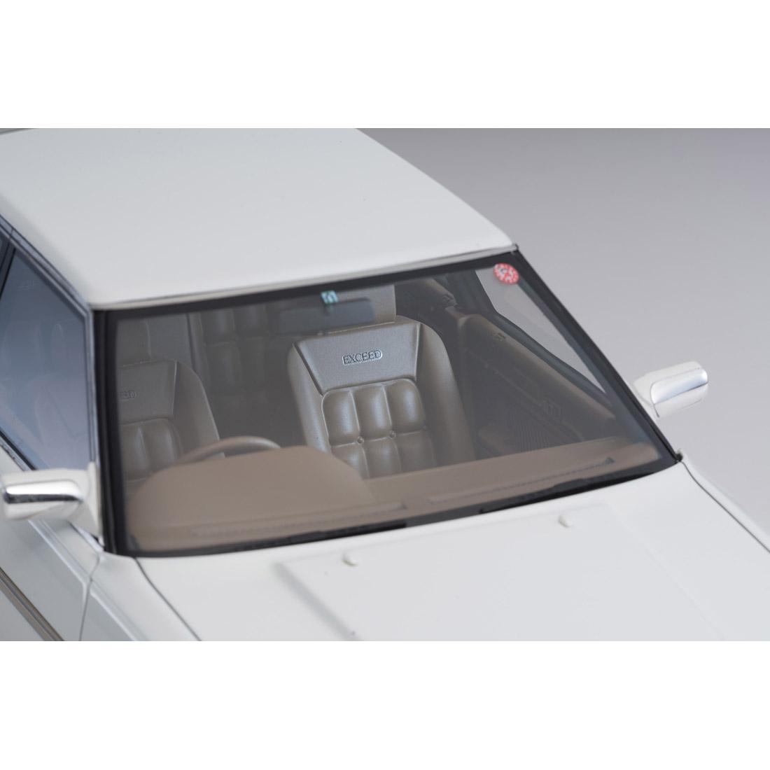 イグニッションモデル×トミーテック T-IG1809『クレスタ スーパールーセント エクシード(パールホワイト)』1/18 ミニカー-007