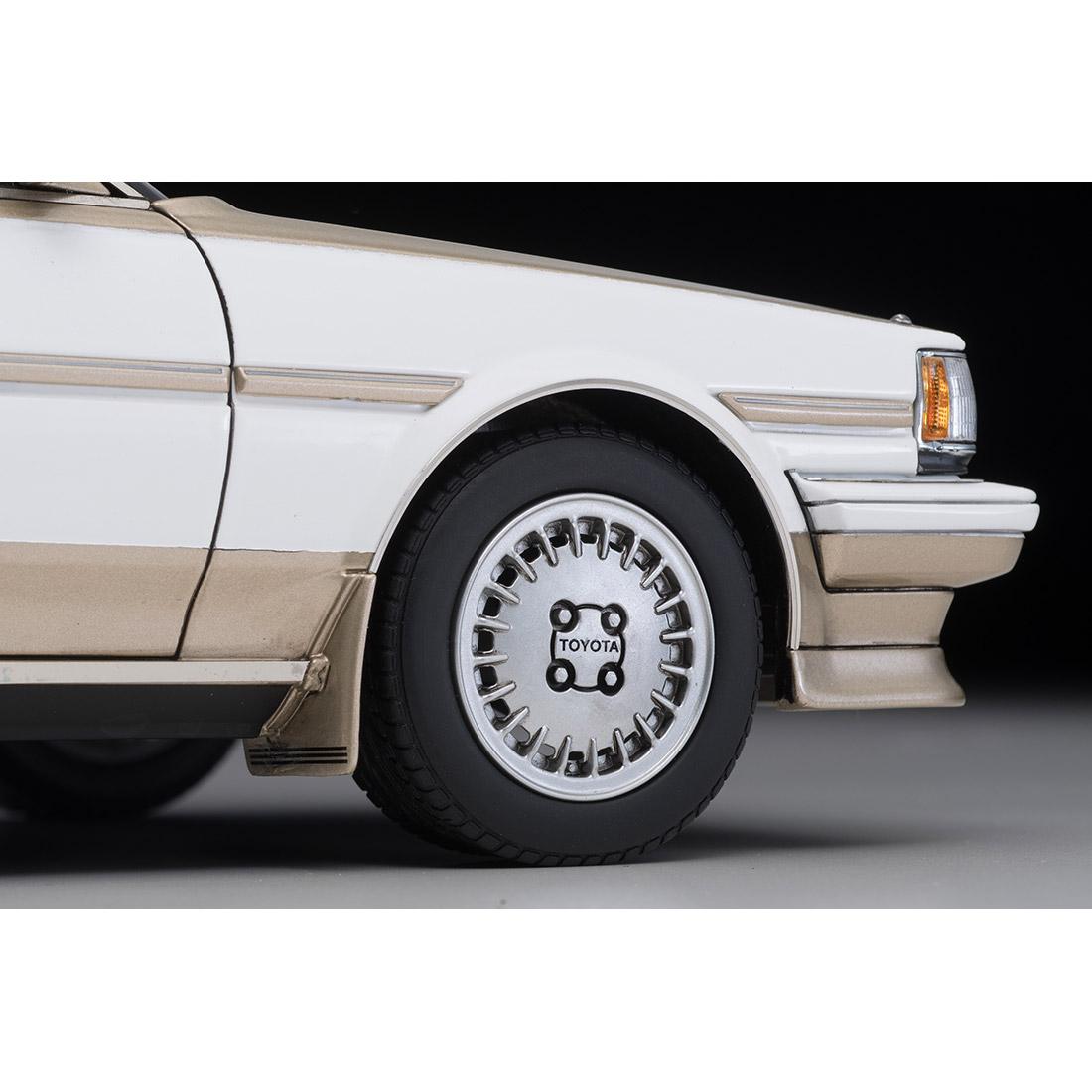イグニッションモデル×トミーテック T-IG1809『クレスタ スーパールーセント エクシード(パールホワイト)』1/18 ミニカー-017