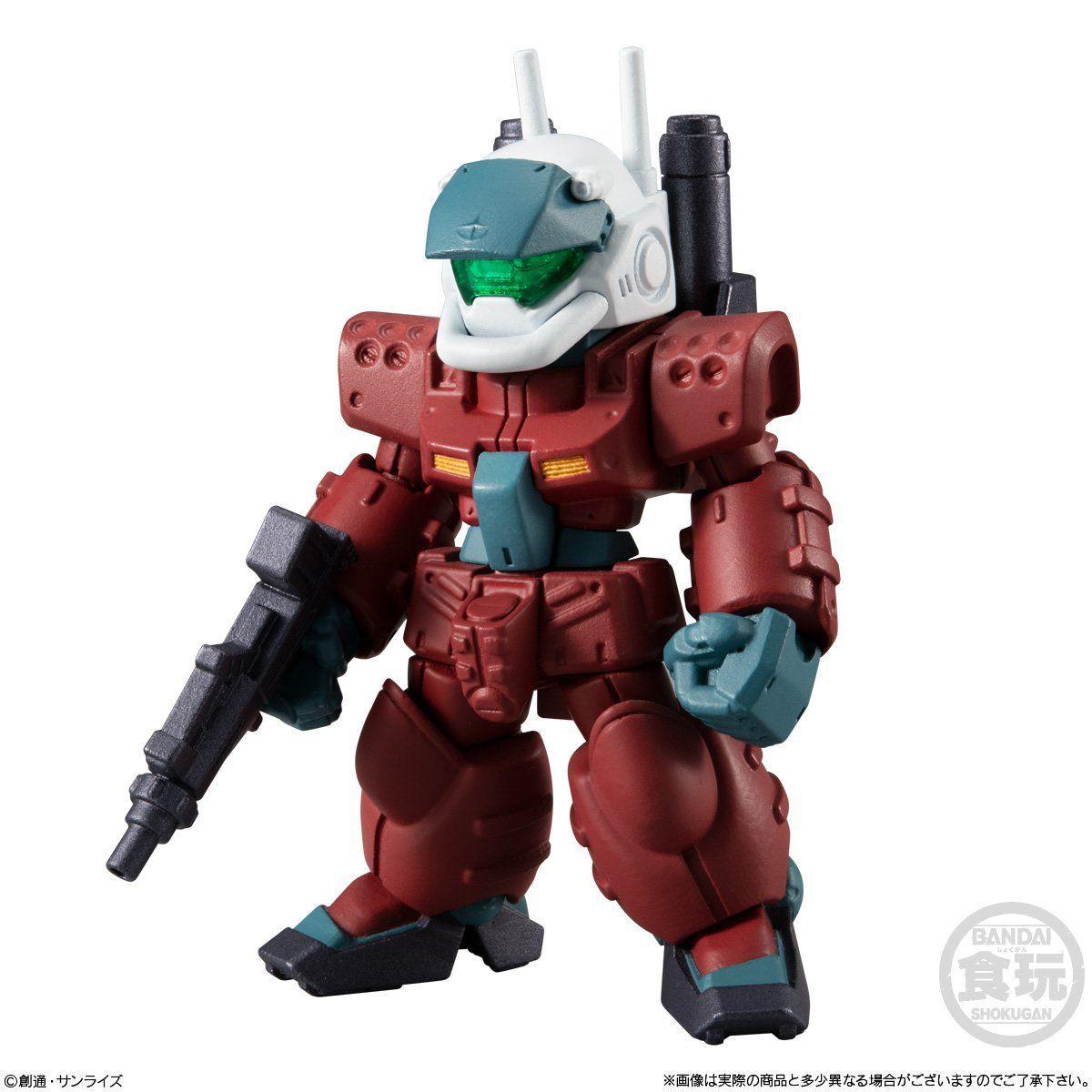 【食玩】機動戦士ガンダム『FW GUNDAM CONVERGE ♯20』10個入りBOX-006