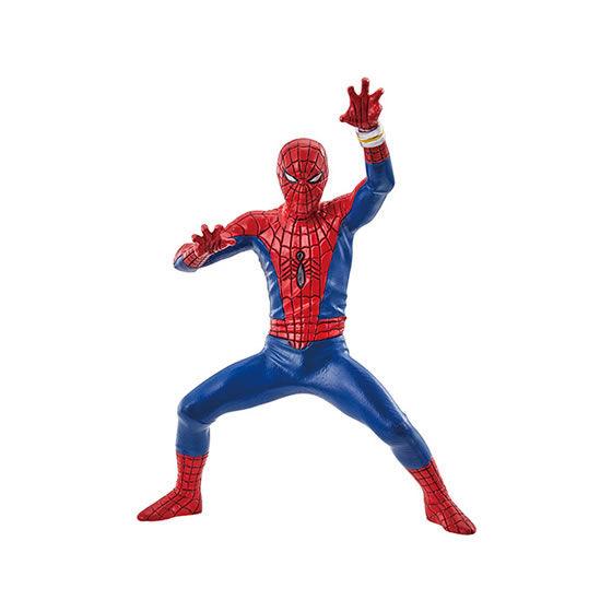 【ガシャポン】HGシリーズ『HG/スパイダーマン(「スパイダーマン」東映TVシリーズ)』完成品フィギュア-001