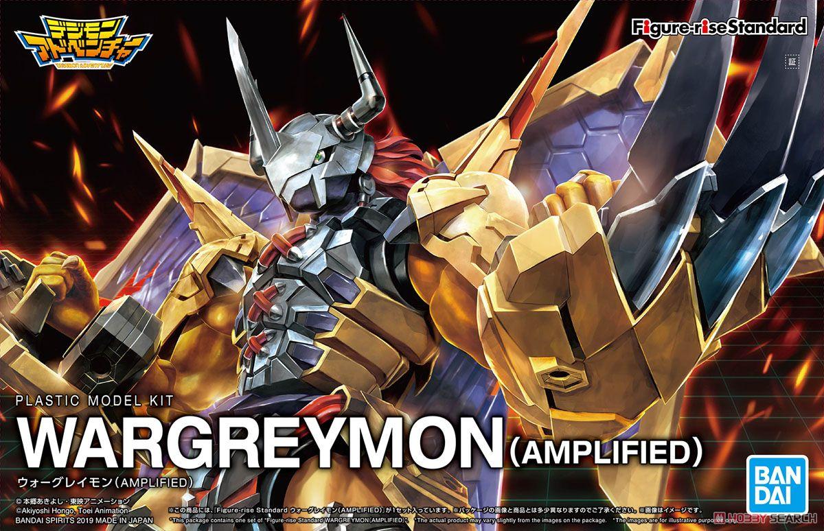 【再販】Figure-rise Standard『メタルガルルモン(AMPLIFIED)』デジモンアドベンチャー プラモデル-001
