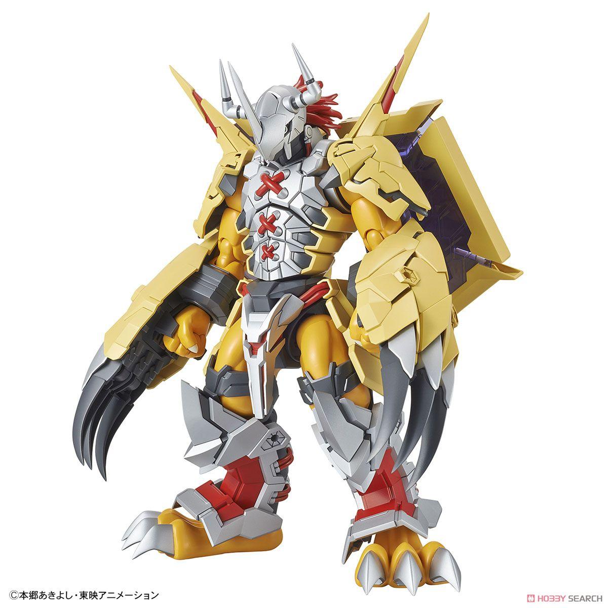 【再販】Figure-rise Standard『メタルガルルモン(AMPLIFIED)』デジモンアドベンチャー プラモデル-002