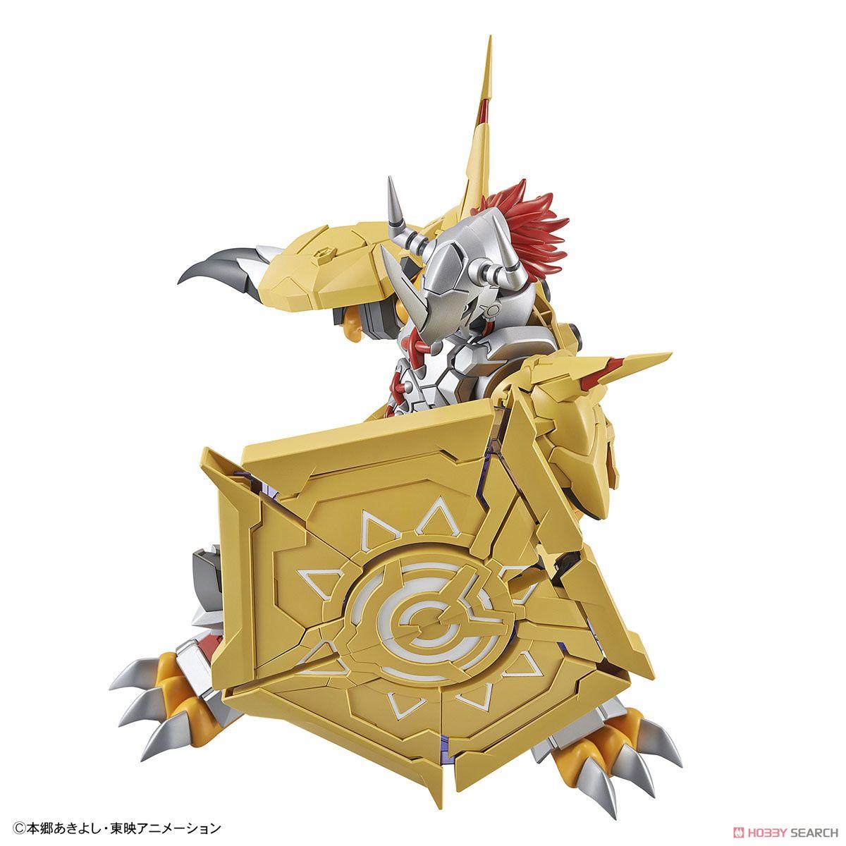【再販】Figure-rise Standard『メタルガルルモン(AMPLIFIED)』デジモンアドベンチャー プラモデル-003