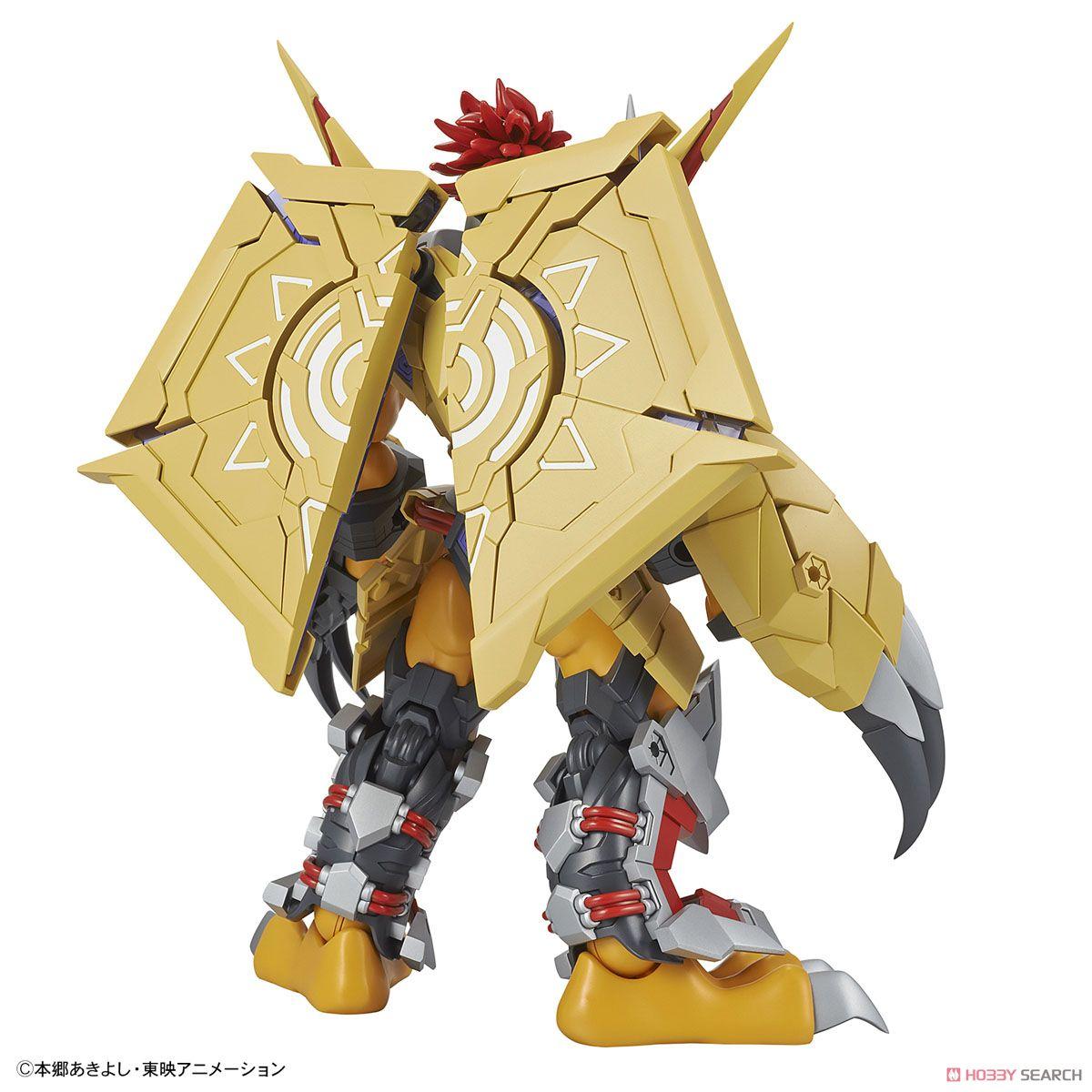 【再販】Figure-rise Standard『メタルガルルモン(AMPLIFIED)』デジモンアドベンチャー プラモデル-005
