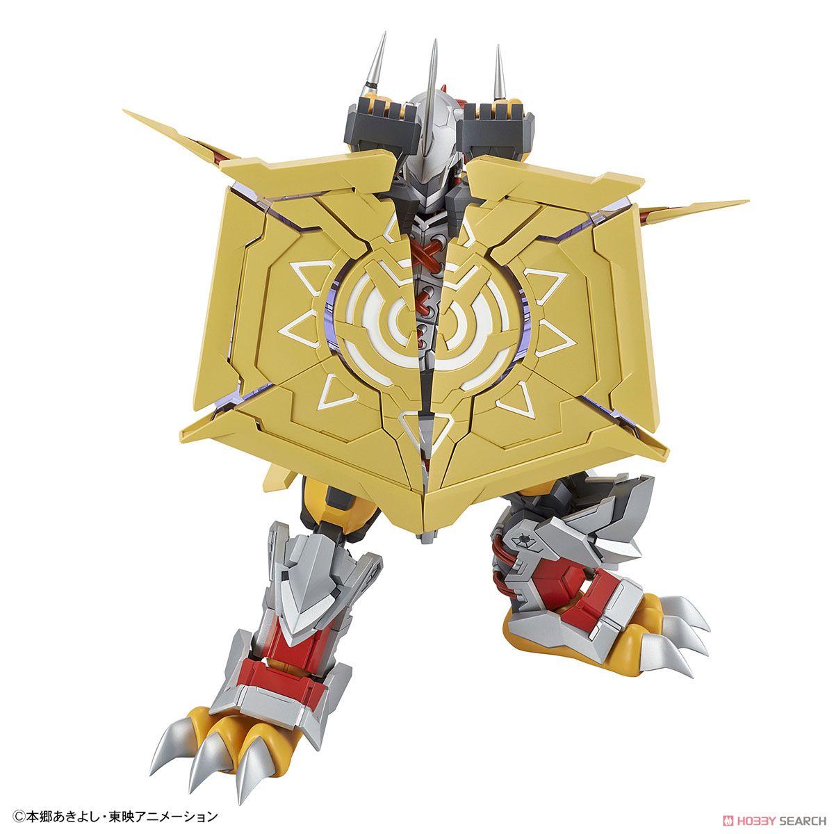 【再販】Figure-rise Standard『メタルガルルモン(AMPLIFIED)』デジモンアドベンチャー プラモデル-006