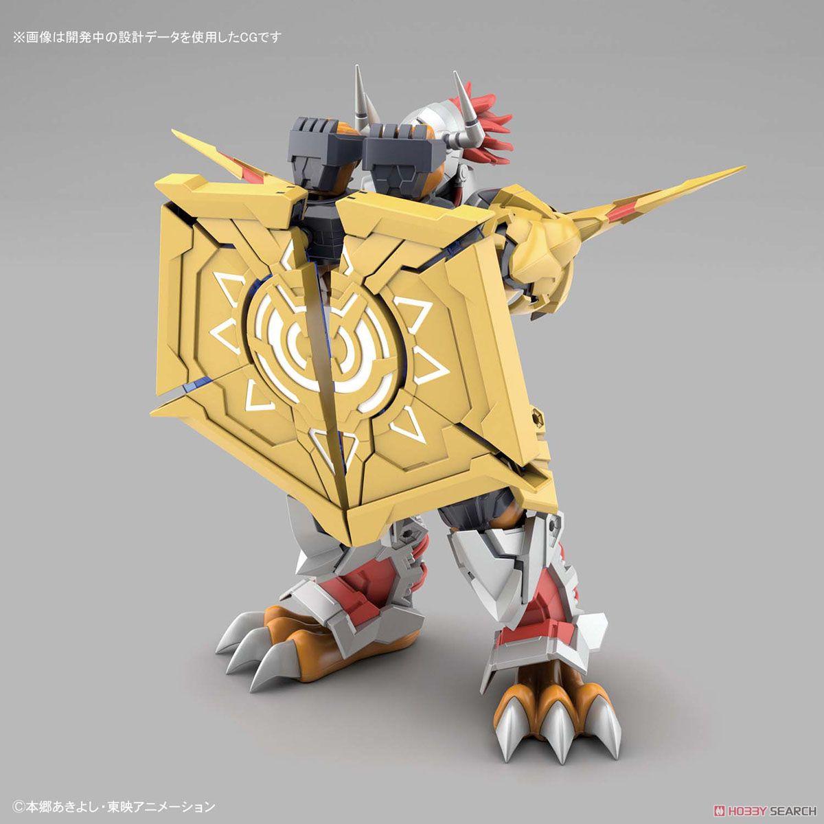 【再販】Figure-rise Standard『メタルガルルモン(AMPLIFIED)』デジモンアドベンチャー プラモデル-011