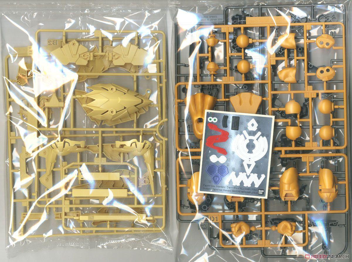 【再販】Figure-rise Standard『メタルガルルモン(AMPLIFIED)』デジモンアドベンチャー プラモデル-012