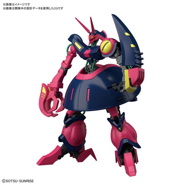 HGUC 1/144『バウンド・ドック』機動戦士Zガンダム プラモデル