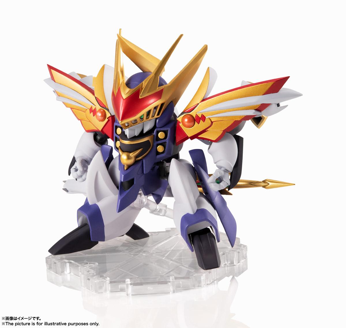 NXEDGE STYLE[MASHIN UNIT]『聖龍丸』魔神英雄伝ワタル 可動フィギュア-001
