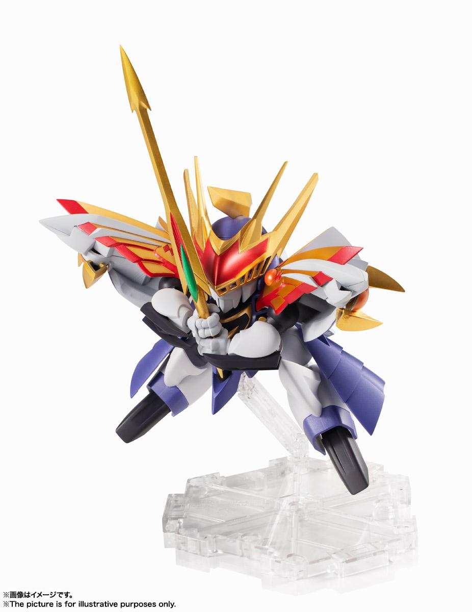 NXEDGE STYLE[MASHIN UNIT]『聖龍丸』魔神英雄伝ワタル 可動フィギュア-005