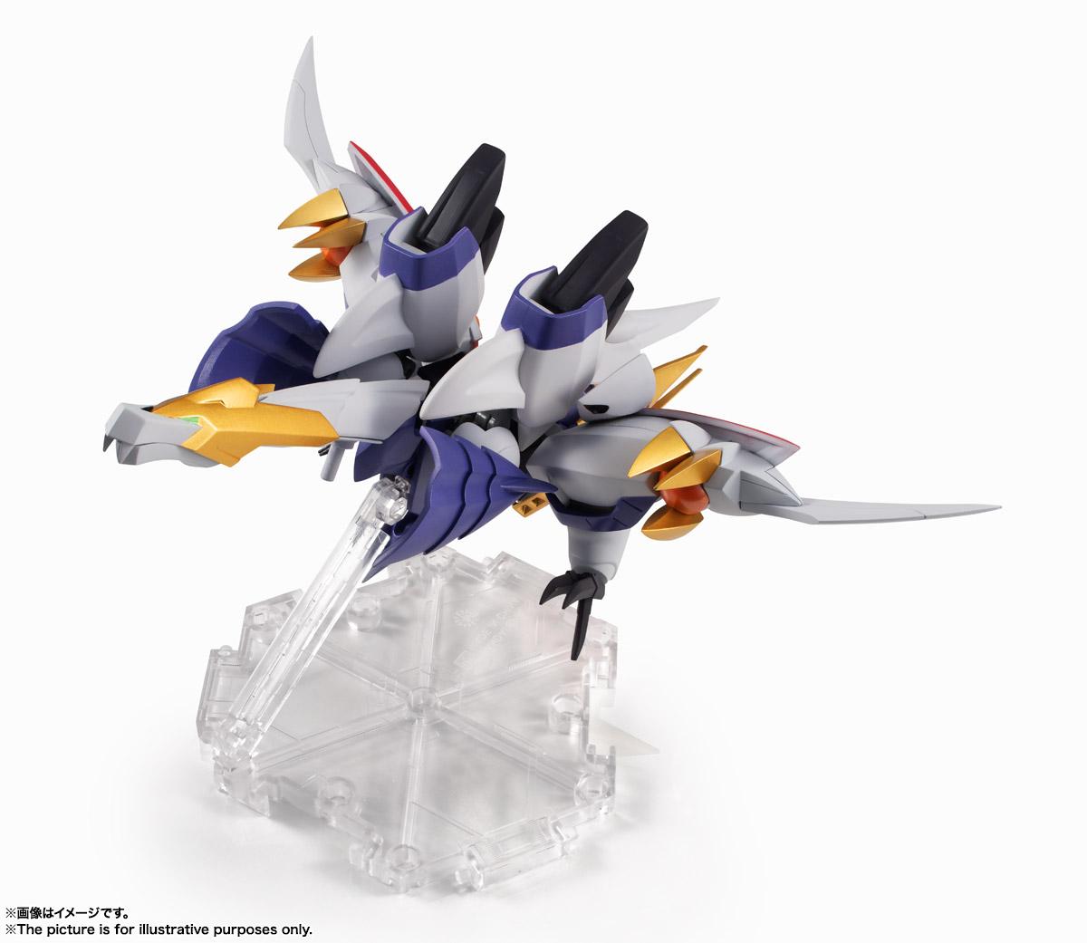 NXEDGE STYLE[MASHIN UNIT]『聖龍丸』魔神英雄伝ワタル 可動フィギュア-006