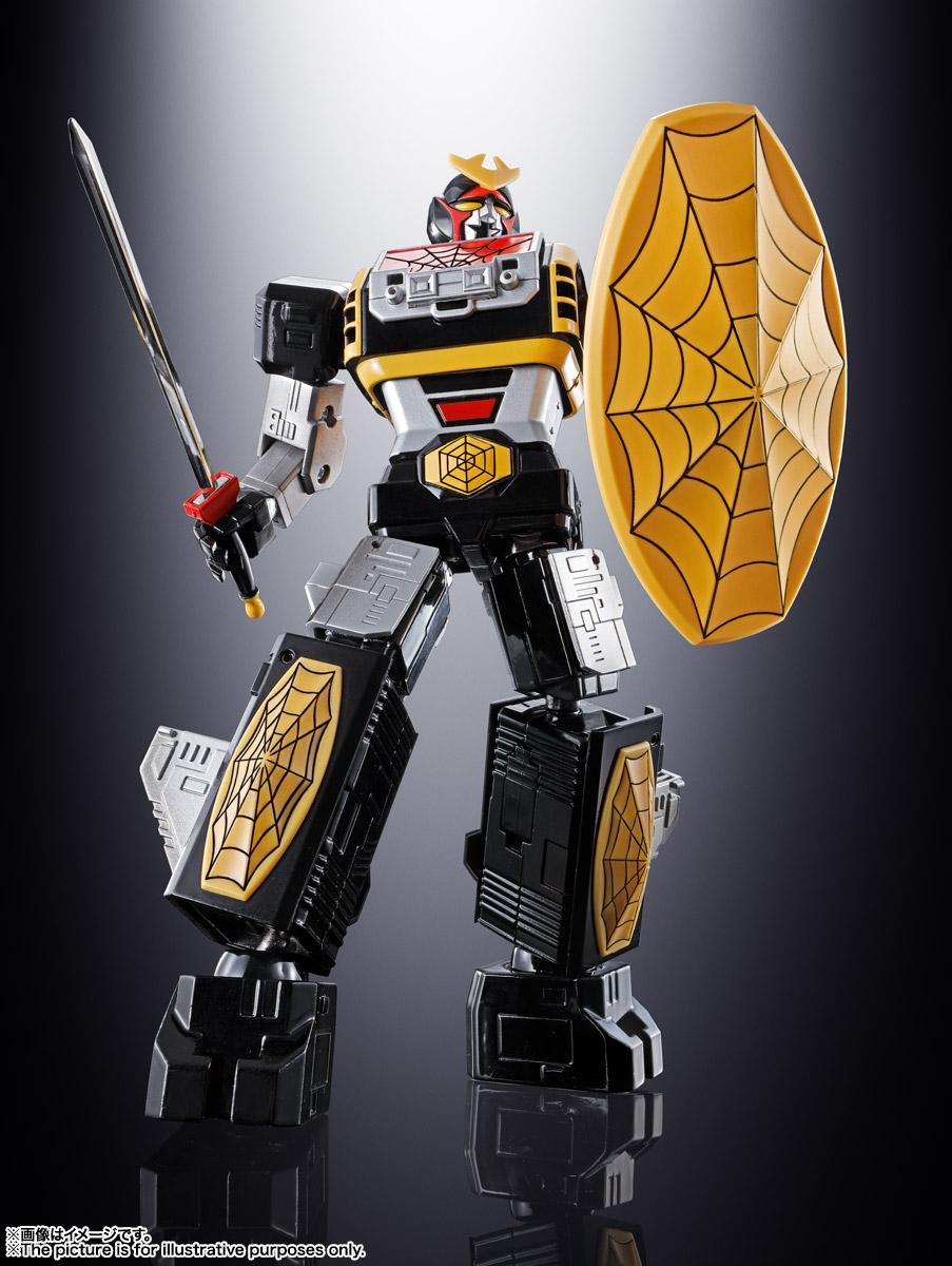 超合金魂 GX-33R『レオパルドン&マーベラー召喚セット』スパイダーマン 変形可動フィギュア-004