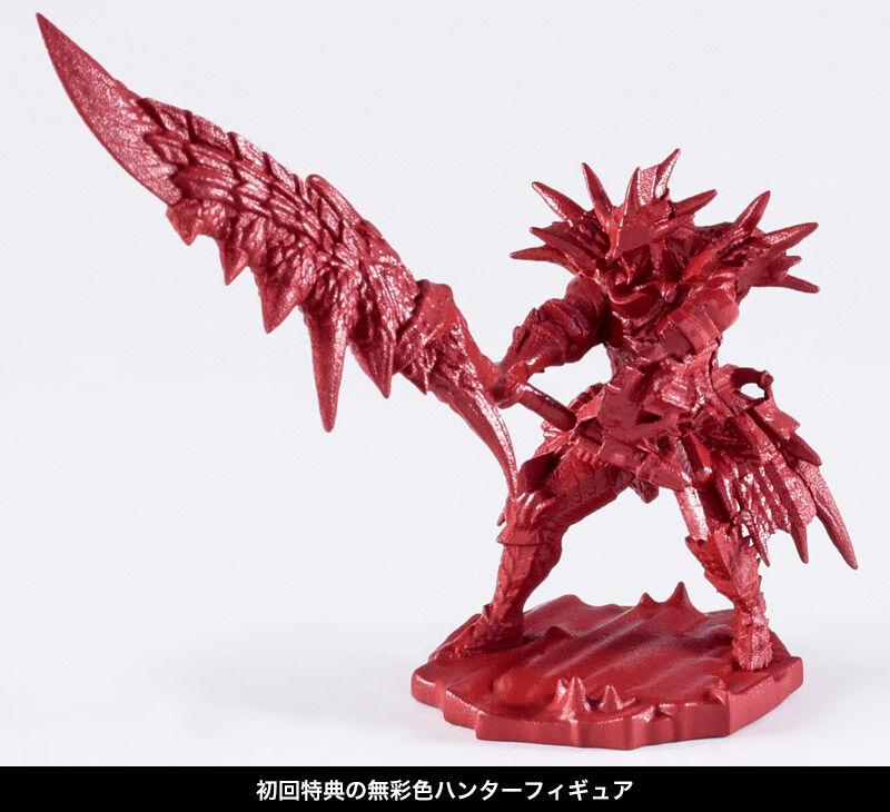 S.H.MonsterArts『ナルガクルガ』モンスターハンター 可動フィギュア-009