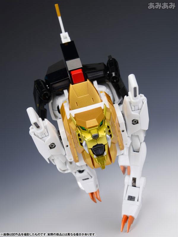 【再販】超合金魂 GX-68『勇者王ガオガイガー』可動フィギュア-002