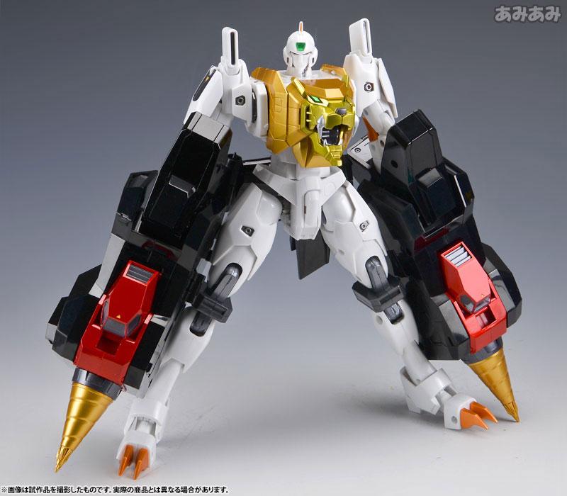 【再販】超合金魂 GX-68『勇者王ガオガイガー』可動フィギュア-012