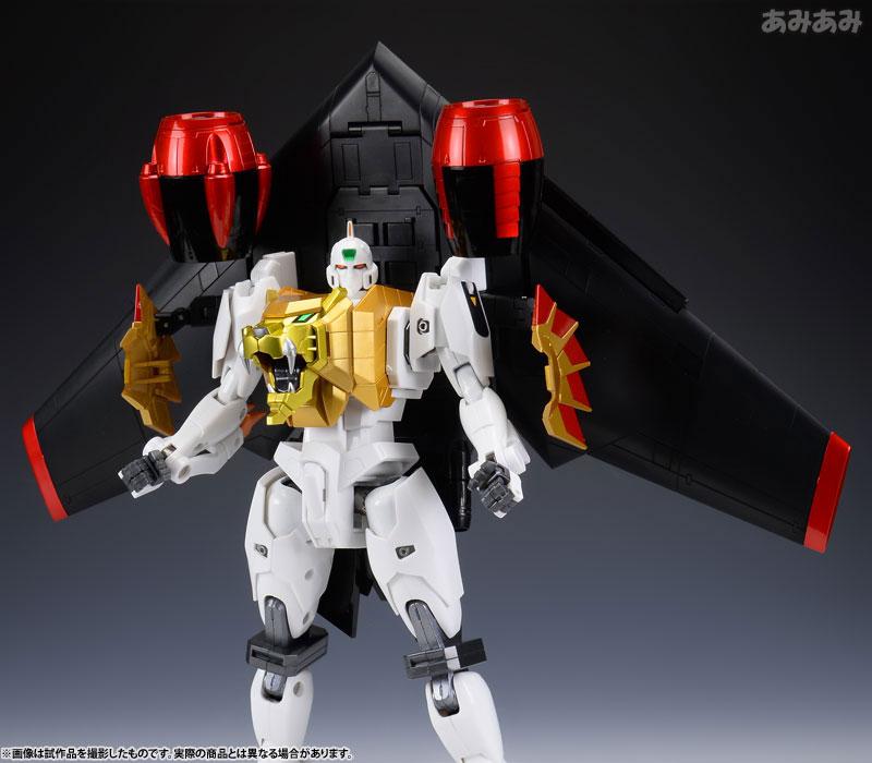 【再販】超合金魂 GX-68『勇者王ガオガイガー』可動フィギュア-013