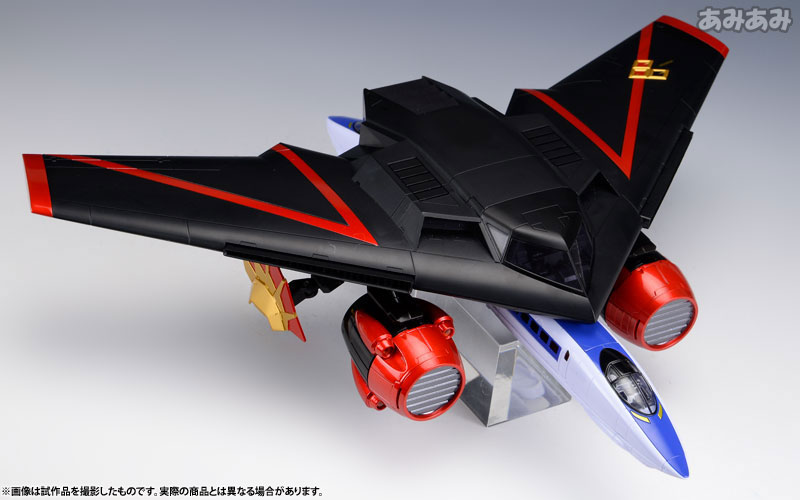 【再販】超合金魂 GX-68『勇者王ガオガイガー』可動フィギュア-015