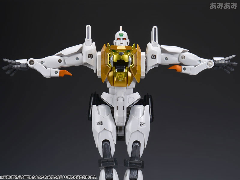 【再販】超合金魂 GX-68『勇者王ガオガイガー』可動フィギュア-016