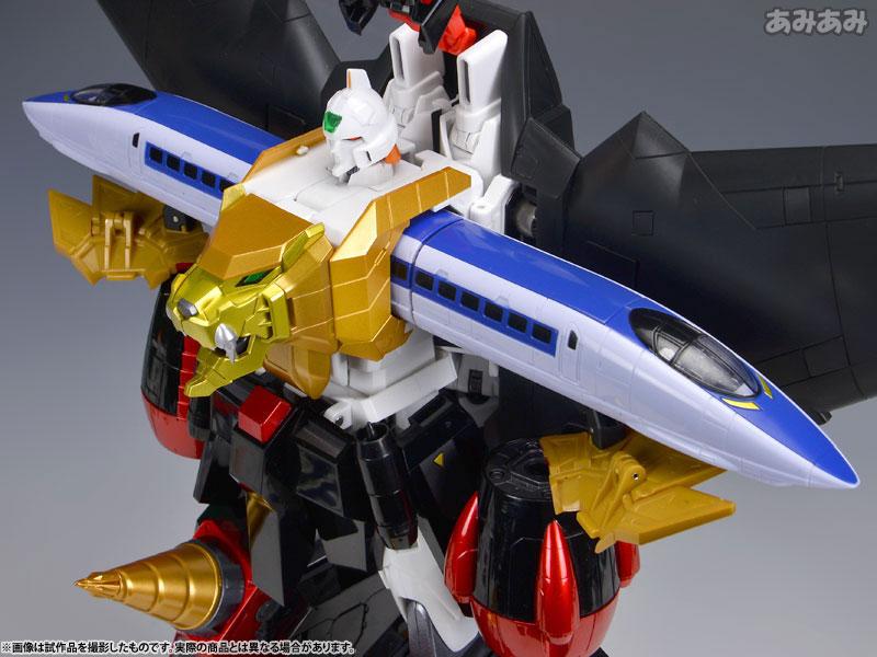 【再販】超合金魂 GX-68『勇者王ガオガイガー』可動フィギュア-017