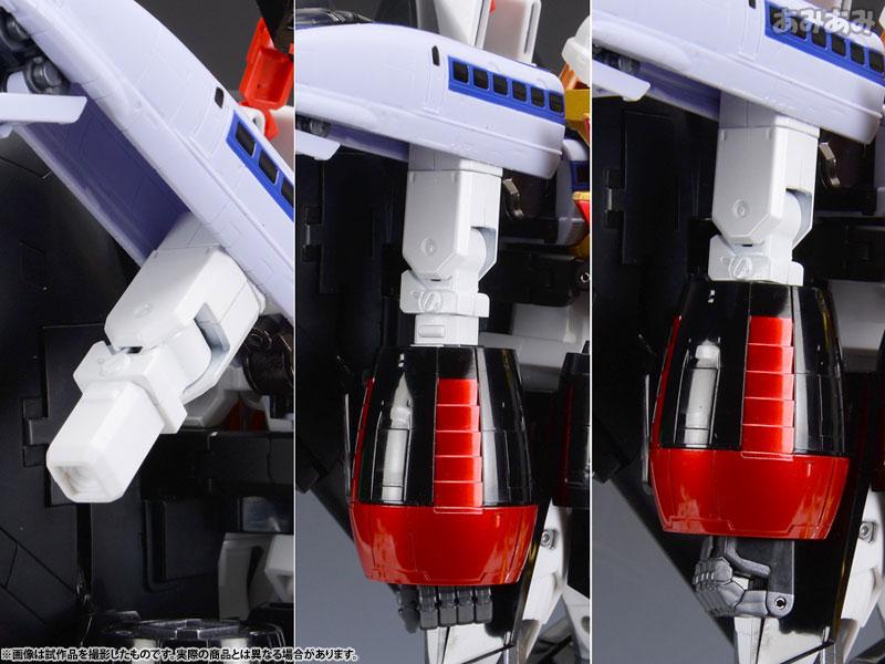 【再販】超合金魂 GX-68『勇者王ガオガイガー』可動フィギュア-018