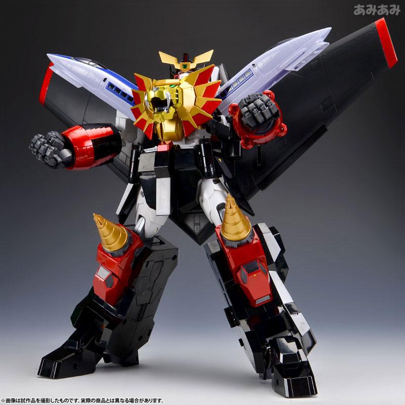 【再販】超合金魂 GX-68『勇者王ガオガイガー』可動フィギュア-019
