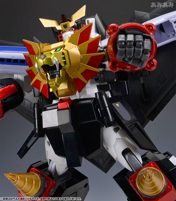 【再販】超合金魂 GX-68『勇者王ガオガイガー』可動フィギュア-022