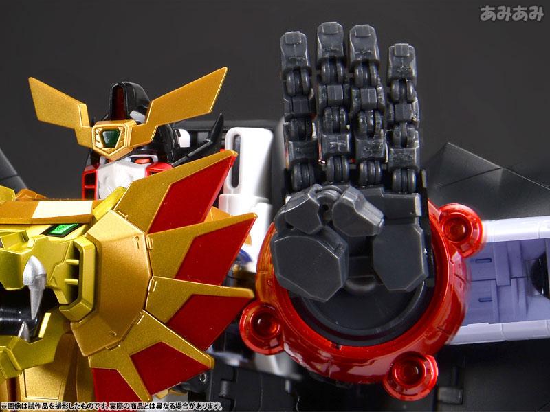 【再販】超合金魂 GX-68『勇者王ガオガイガー』可動フィギュア-024