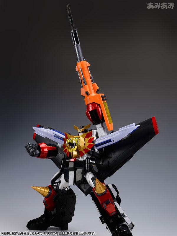 【再販】超合金魂 GX-68『勇者王ガオガイガー』可動フィギュア-025
