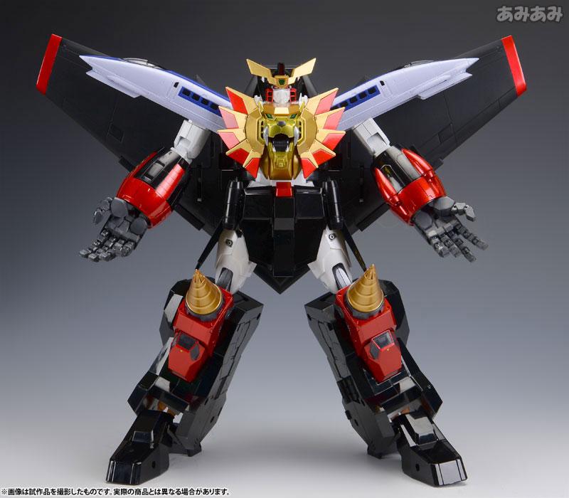 【再販】超合金魂 GX-68『勇者王ガオガイガー』可動フィギュア-027