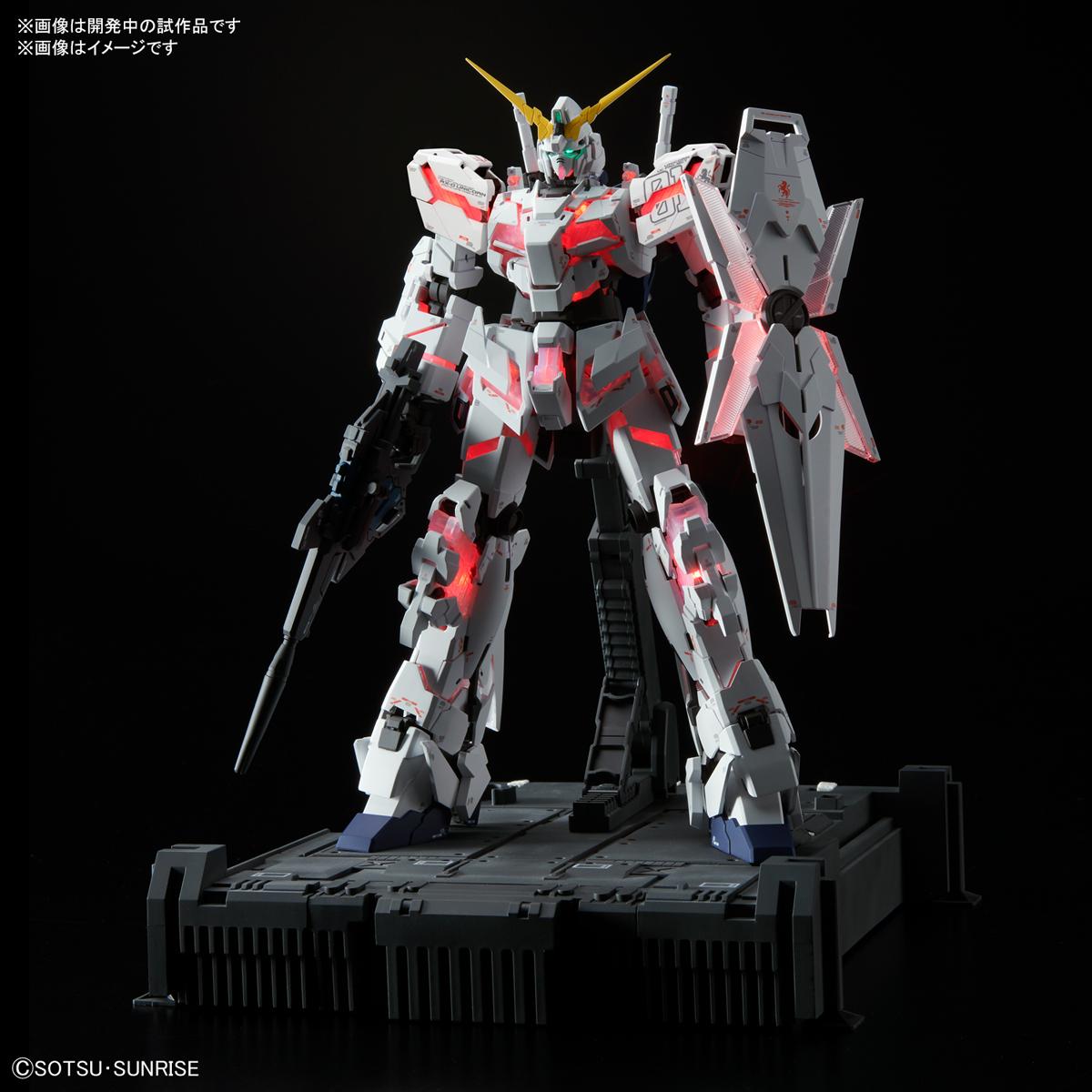 【12月再販】MGEX 1/100『ユニコーンガンダム Ver.Ka』ガンダムUC プラモデル-003