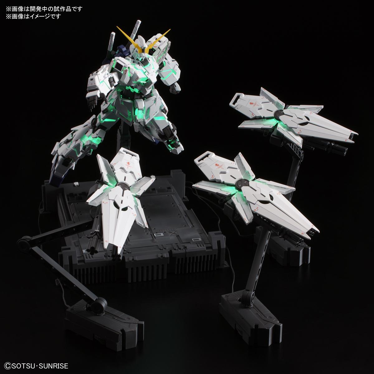 【12月再販】MGEX 1/100『ユニコーンガンダム Ver.Ka』ガンダムUC プラモデル-004