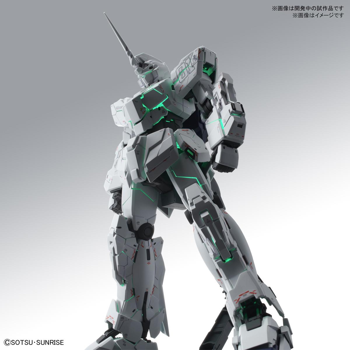 【12月再販】MGEX 1/100『ユニコーンガンダム Ver.Ka』ガンダムUC プラモデル-006