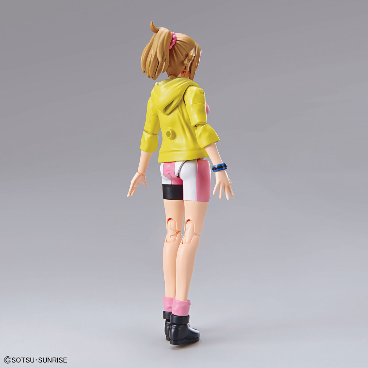Figure-rise Standard『BUILD FIGHTERS TRY ホシノ・フミナ』プラモデル-003