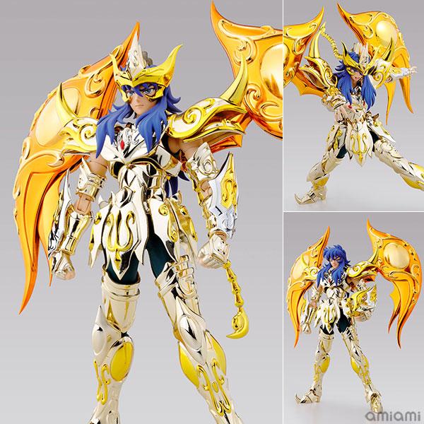 【再販】聖闘士聖衣神話EX『スコーピオンミロ(神聖衣)』聖闘士星矢 可動フィギュア