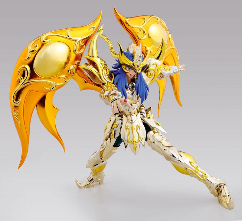【再販】聖闘士聖衣神話EX『スコーピオンミロ(神聖衣)』聖闘士星矢 可動フィギュア-001