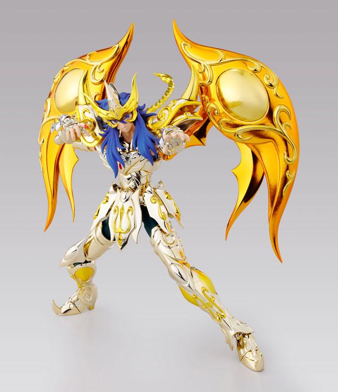 【再販】聖闘士聖衣神話EX『スコーピオンミロ(神聖衣)』聖闘士星矢 可動フィギュア-004