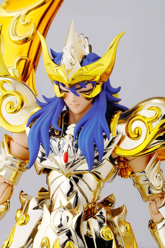 【再販】聖闘士聖衣神話EX『スコーピオンミロ(神聖衣)』聖闘士星矢 可動フィギュア-006