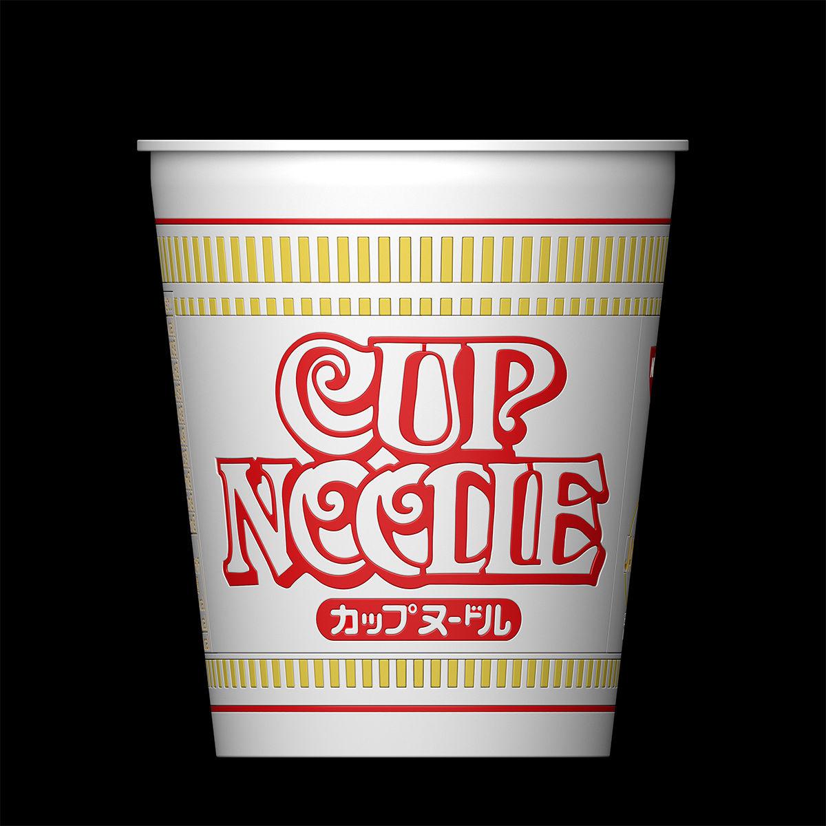 BEST HIT CHRONICLE『カップヌードル』1/1 プラモデル-003