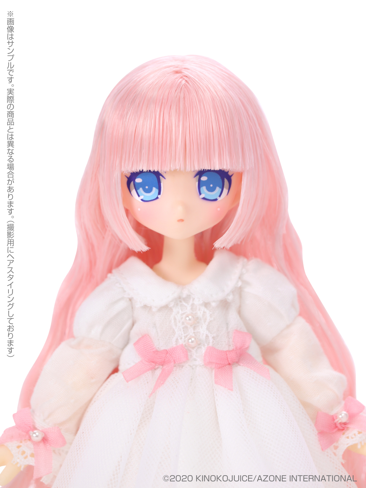 キノコジュース×Lil'Fairy『Twinkle☆Candy Girls/リプー』1/12 完成品ドール-001